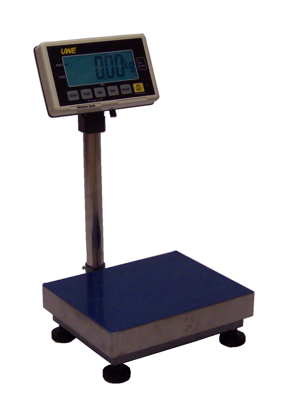 Abm series floor scales ec approved auto scales for Scale floor