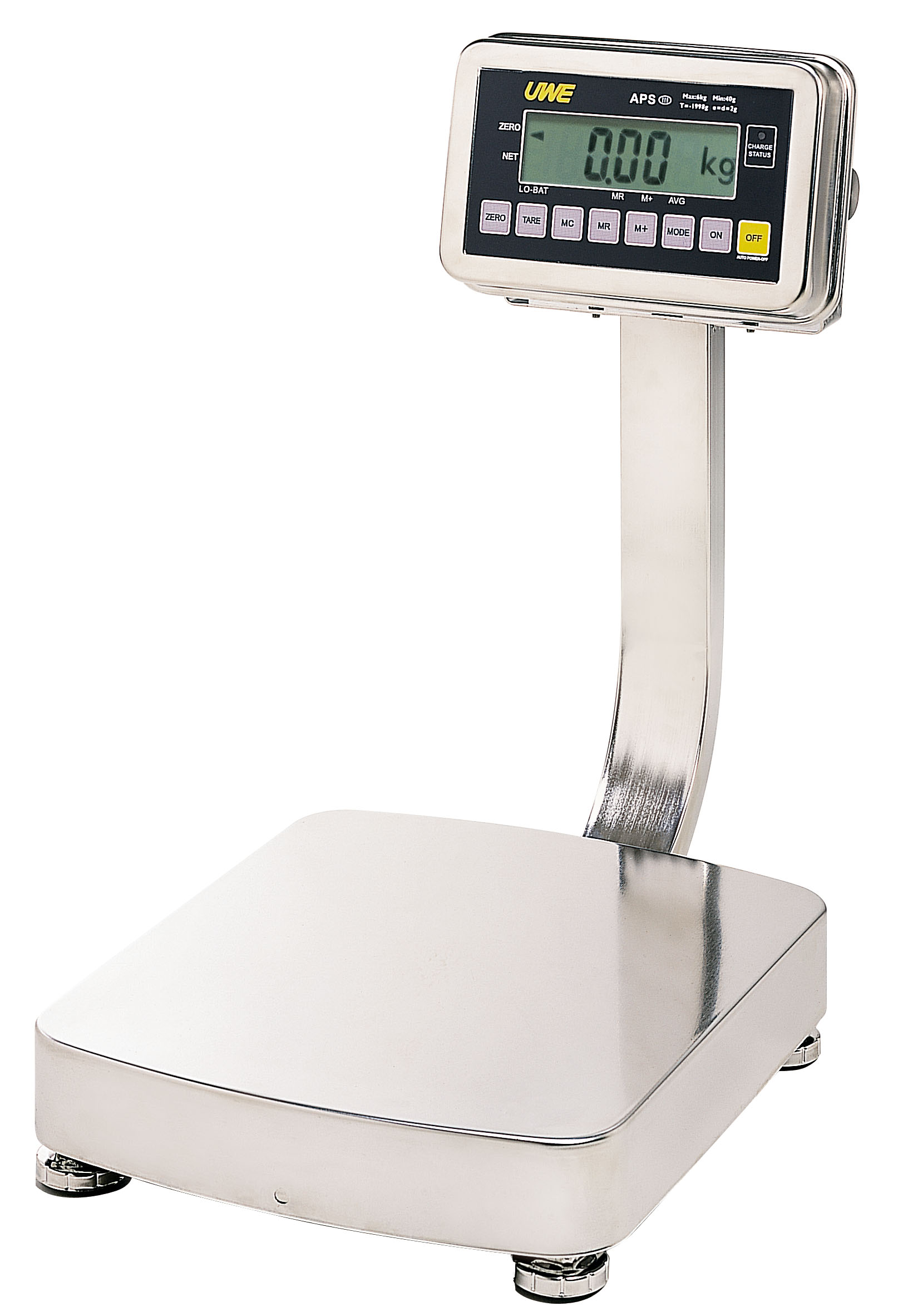 Aps Series S S Bench Scales Ec Approved Auto Scales