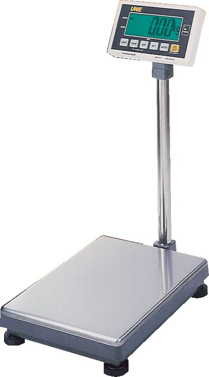 Bm Series High Resolution Floor Scale Auto Scales