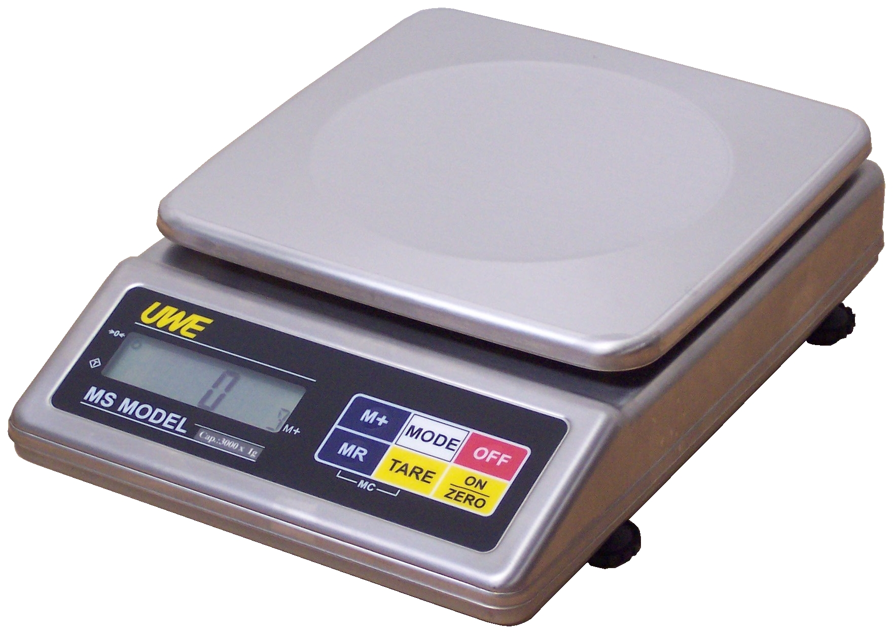 Ms Series Stainless Steel Bench Scales Auto Scales