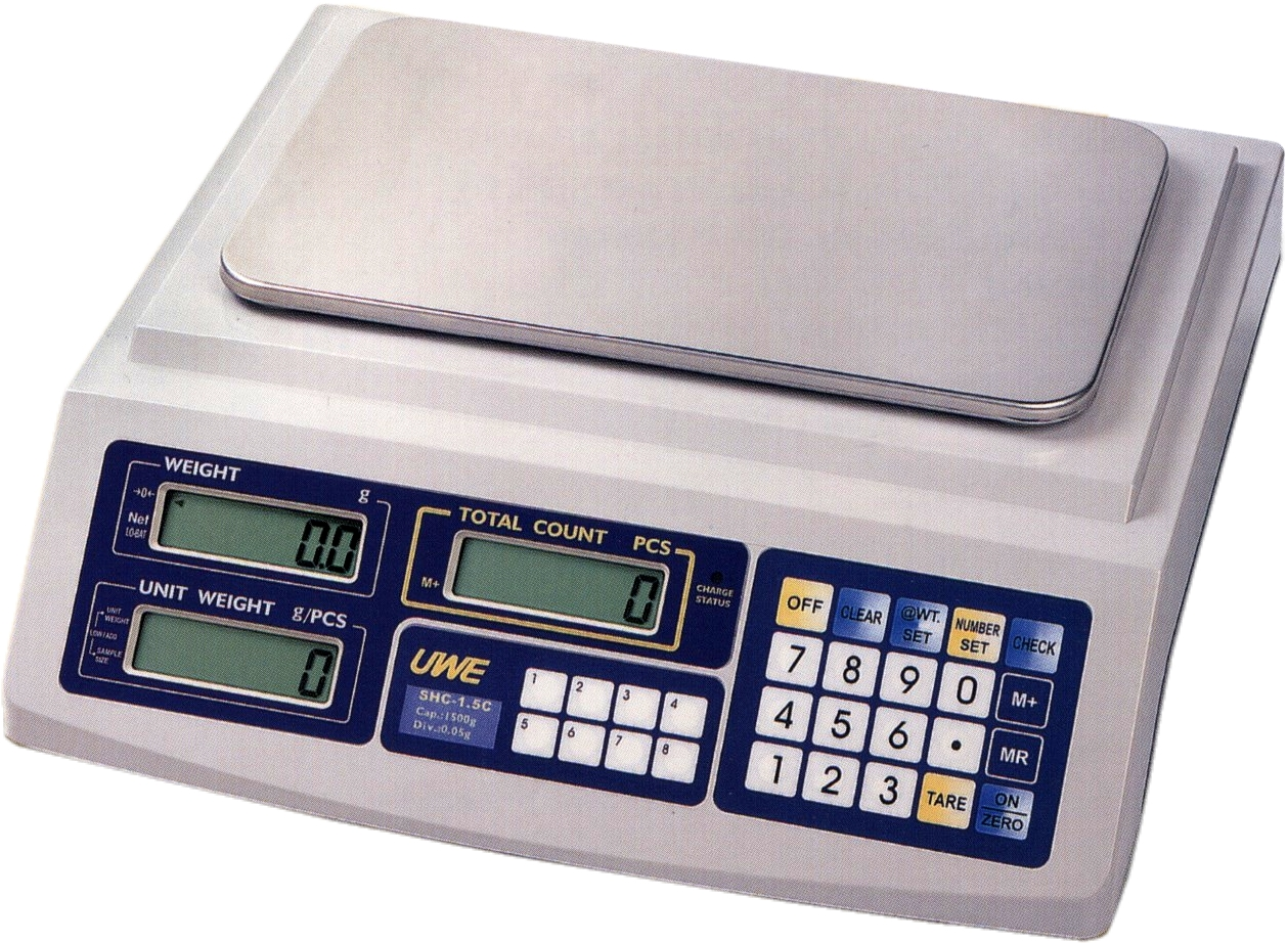 Scale Calibration Weights >> Counting Scales|Digital Counting Scales
