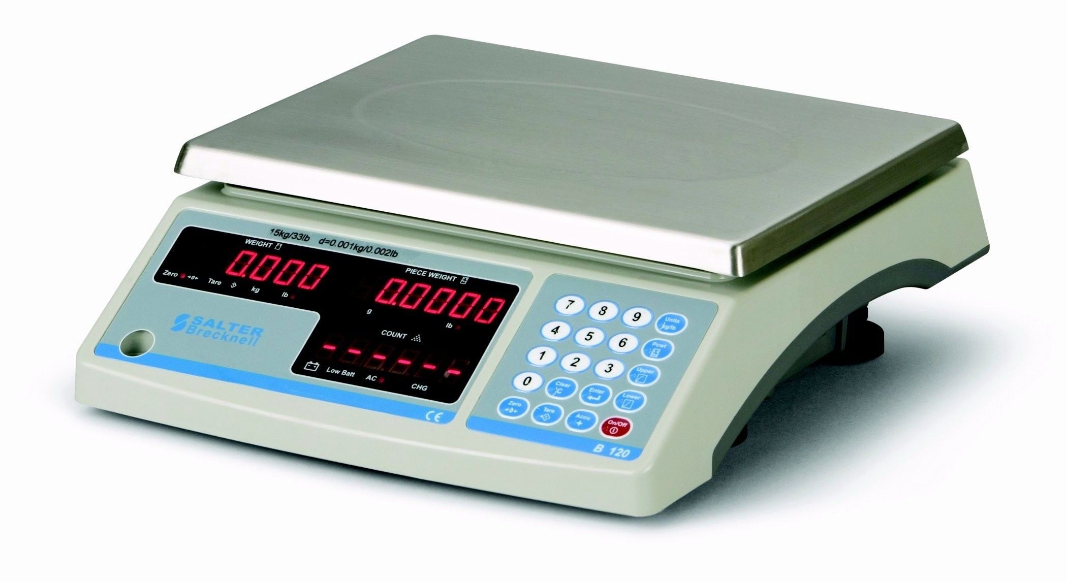 Pride Auto Sales >> B120 Series Weighing & Counting Scales | Auto Scales